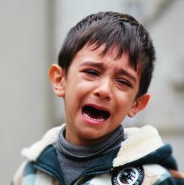 Come faccio a calmare mio figlio?
