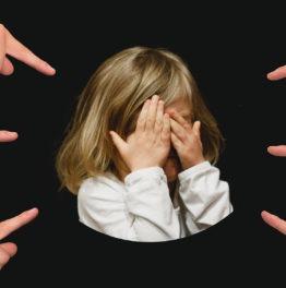 Come smettere di umiliare i bambini?