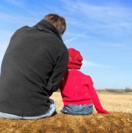 È possibile crescere un figlio da soli?